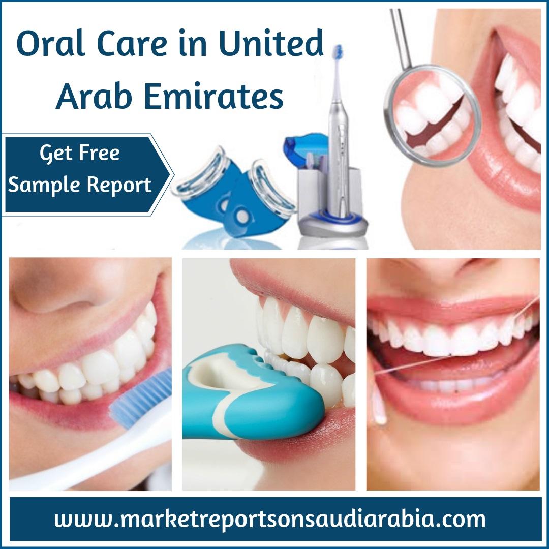 Oral Care in United Arab Emirates-Market Reports on Saudi Arabia
