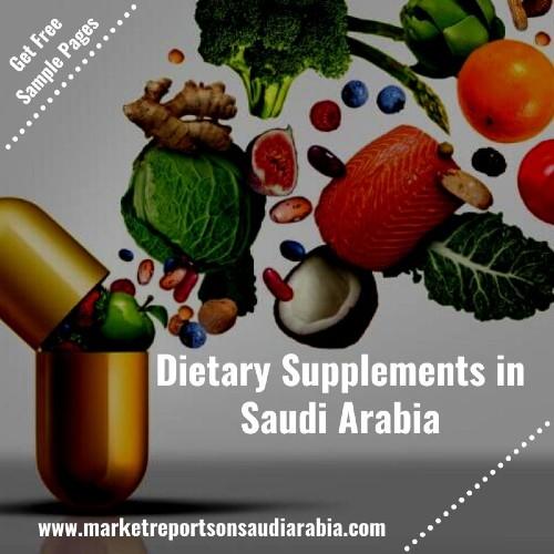 Dietary Supplements in Saudi Arabia